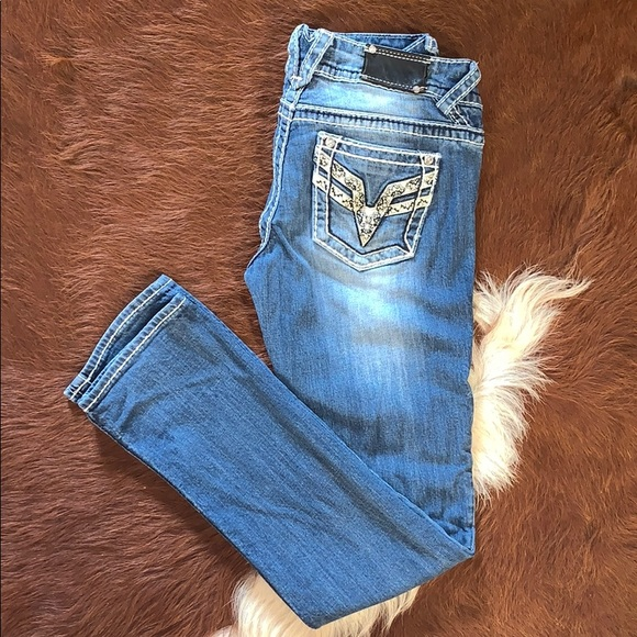 Vigoss Denim - Vigoss Straight Leg Jeans